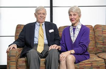 David Bigelow Bowes and Rosemary Bowes, PhD